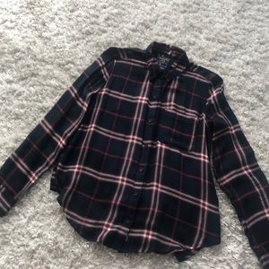 Abercrombie & Fitch soft flannel shirt